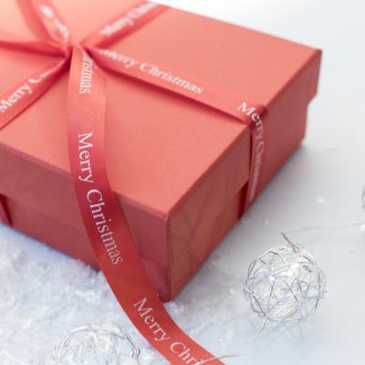 Karácsonyi ajándékcsomagolás