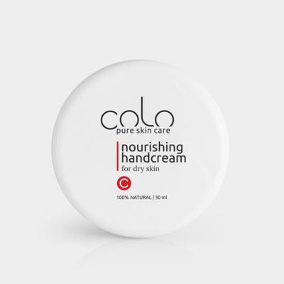 Tápláló kézkrém extra száraz bőrre, panthenollal